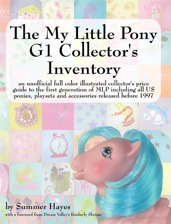 the my little pony g1 collector s inventory by summer hayes priced