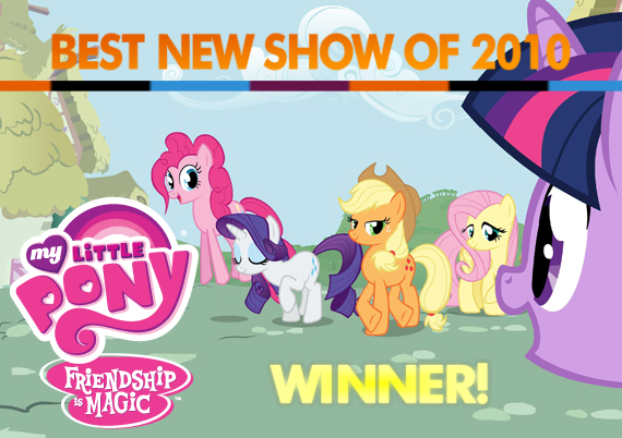 My Little Pony: Friendship is Magic is the best new show! Also, how to see it on the big screen…