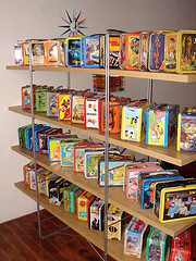 My Most Prized Collection - Metal Lunch Boxes
