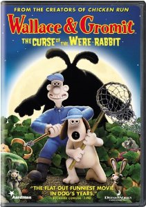 The were-rabbit from Wallace & Gromit: The Curse of the Were-Rabbit