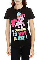 My Little Pony Cupcake Hat Girls T-Shirt