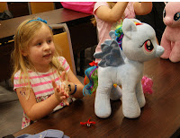 Make-Your-Own My Little Pony Collection at Build-A-Bear Workshop