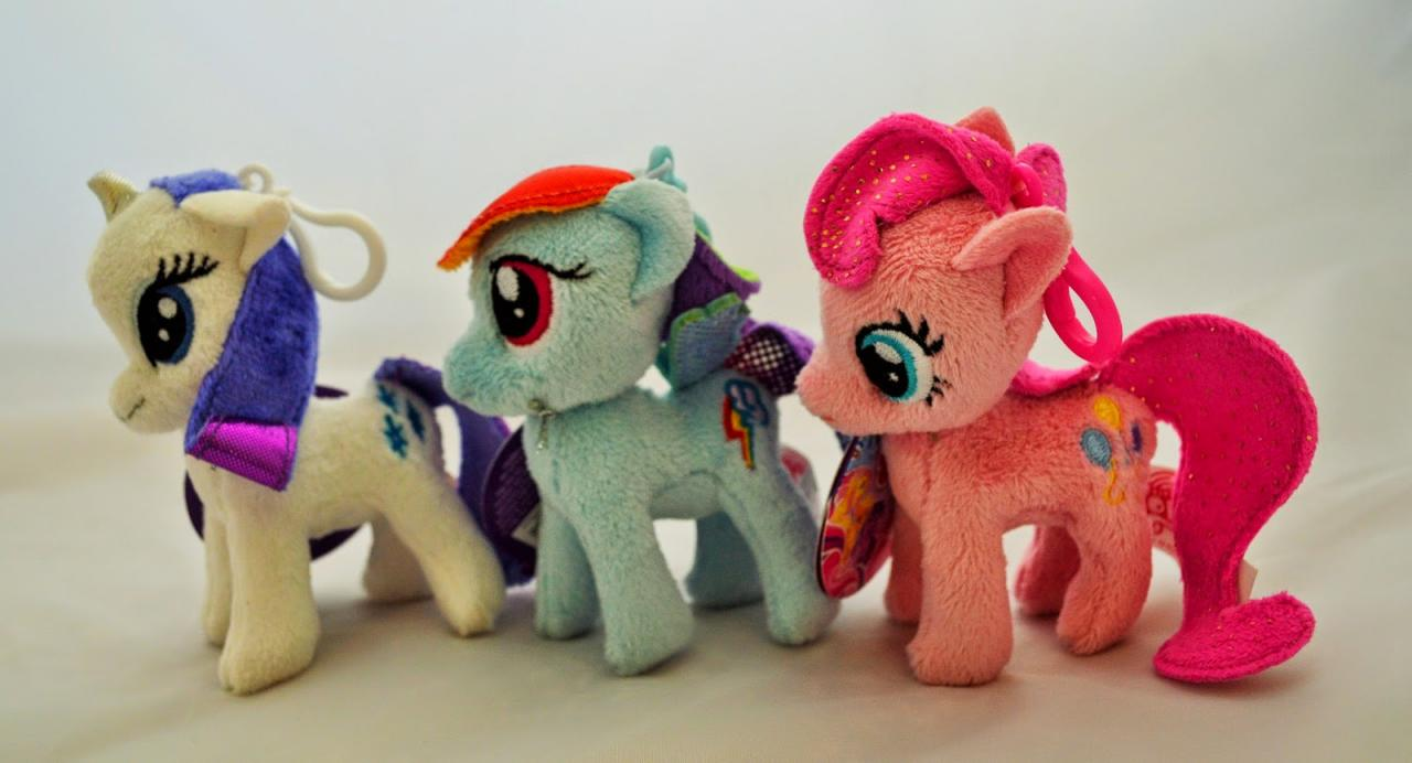New Aurora Plush Ponies Hit Stores