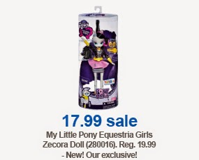 Gallop, Don't Walk: Toys R Us Equestria Girls Deals!
