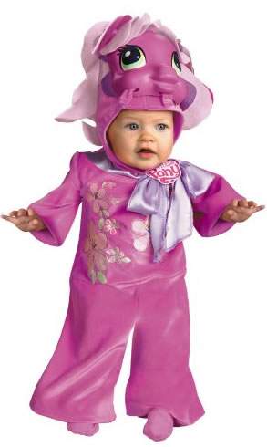 Official Hasbro My Little Pony Halloween Costumes: Pinkie Pie ...