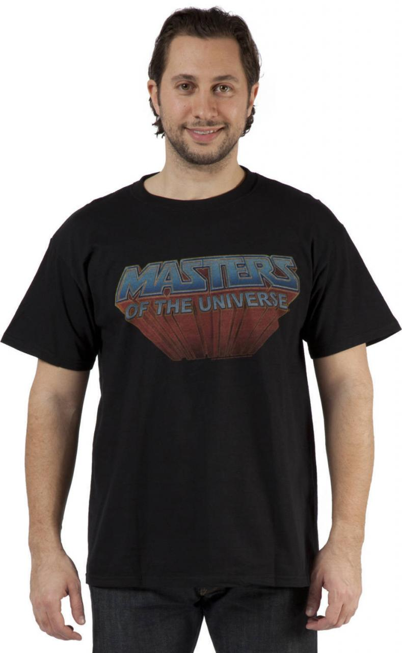 New He-Man and She-Ra Masters of the Universe shirts from 80s Tees