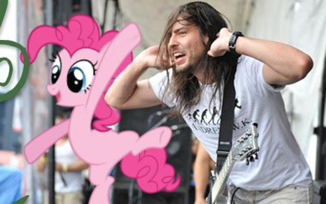 Rocker Andrew W.K. bridges the gap between bronies and