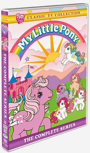 MLP Complete Series to be released by SHOUT! Factory Kids