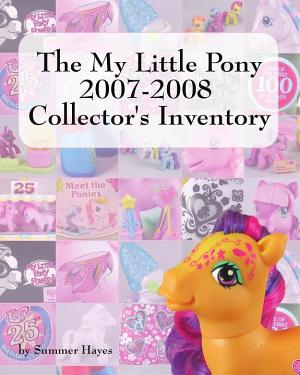 My Little Pony Collector's Inventory Books are now available on Google Play!