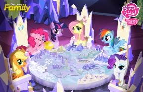 MY LITTLE PONY: FRIENDSHIP IS MAGIC GALLOPS INTO ACTION WITH ALL-NEW ADVENTURES BEGINNING APRIL 4