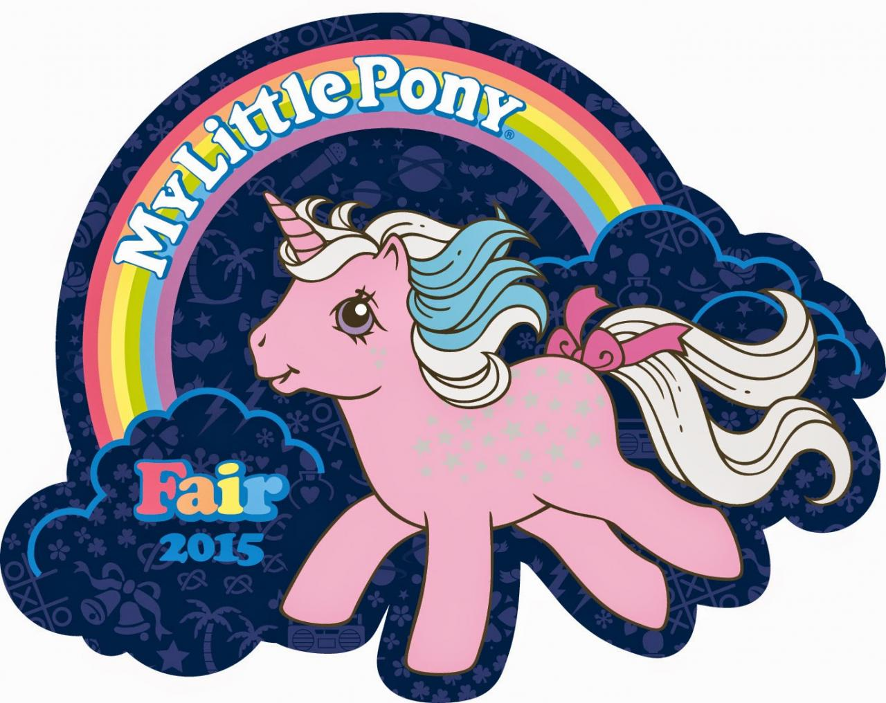 MY LITTLE PONY Fair 2015 Updates!