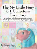 New My Little Pony Collector's Guide Showcases Vintage Valuables