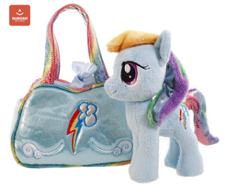Aurora Announces New Pony Plush!