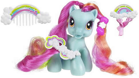 What do you think of the new My Little Pony style and poses?