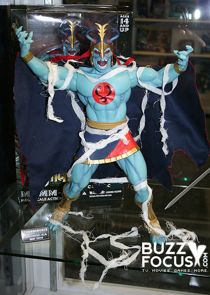 Over-Sized G1 Mumm-ra inspired by the original Thundercats…