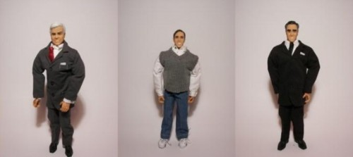 More for your line of Republican nominee action figures! Newt…