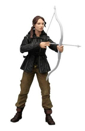 What do you think of the Katniss Everdeen action figure from The…