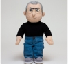 Cuddly Stuffed Steve Jobs Plush. Don't you just want to…