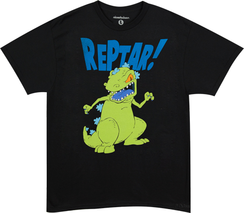 Children of the 90s will love this Rugrats inspired Reptar…