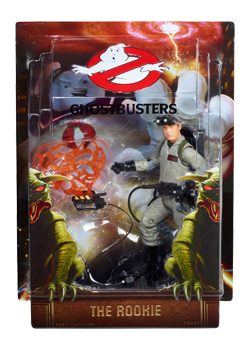 Remember the rookie from the Ghostbusters video game? He finally…
