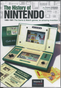 Book Review: The History of Nintendo Volume 2 (1980-1991)
