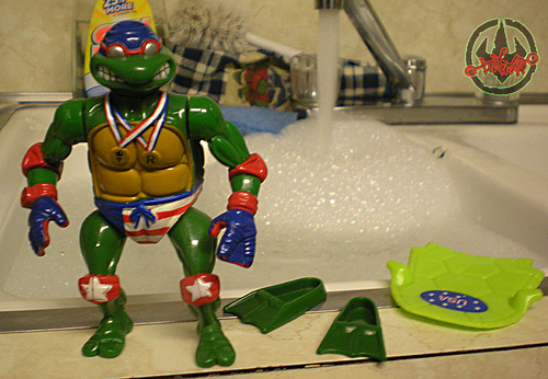 "(via ""TURTLE GAMES"" TEENAGE MUTANT NINJA TURTLES ::…"