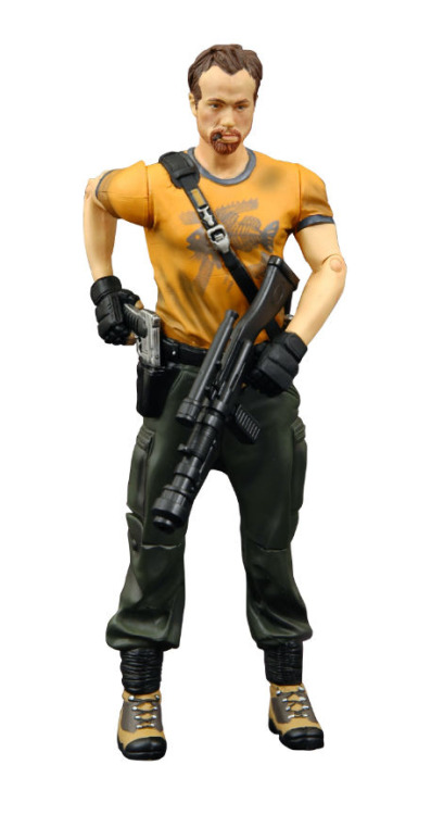 whedonesque:  Serenity action figures that came out in 2005