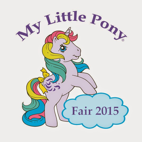 MY LITTLE PONY Fair 2015